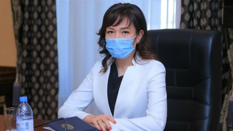 Бақыт Есімова Қостанай қаласы әкімінің орынбасары болып тағайындалды