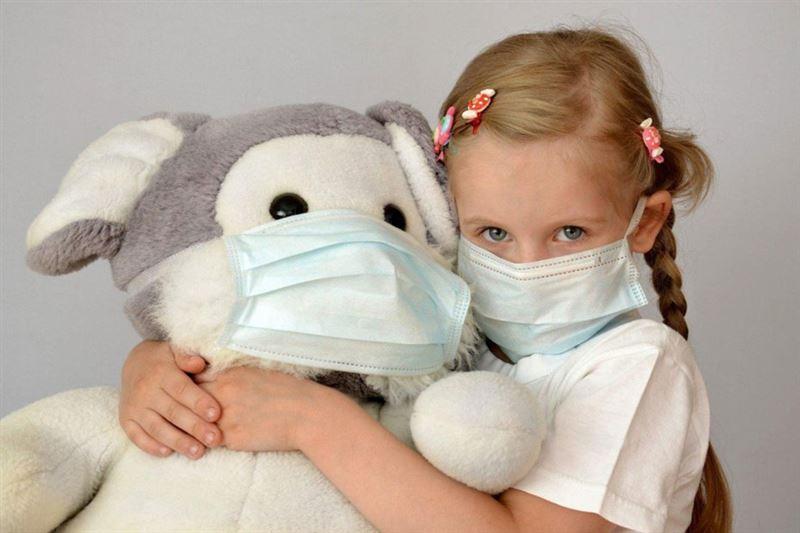 Почти у 40 казахстанских детей выявили Кавасаки-подобный синдром