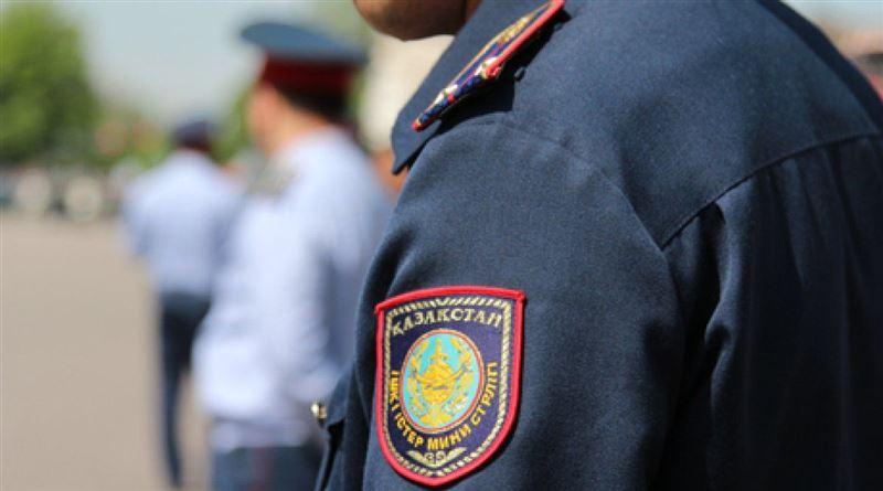 Полицейские Туркестанской области задержали двух братьев, оказавших сопротивление стражам порядка