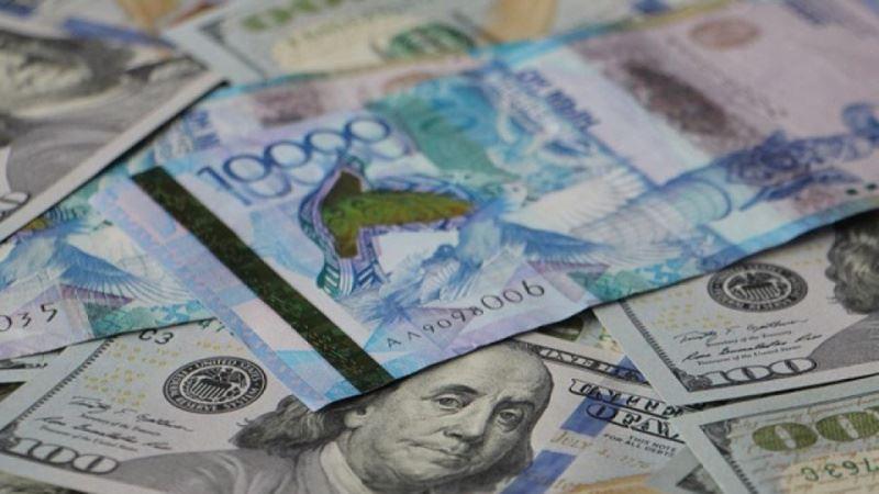 Доллар дорожает по отношению к тенге второй день подряд