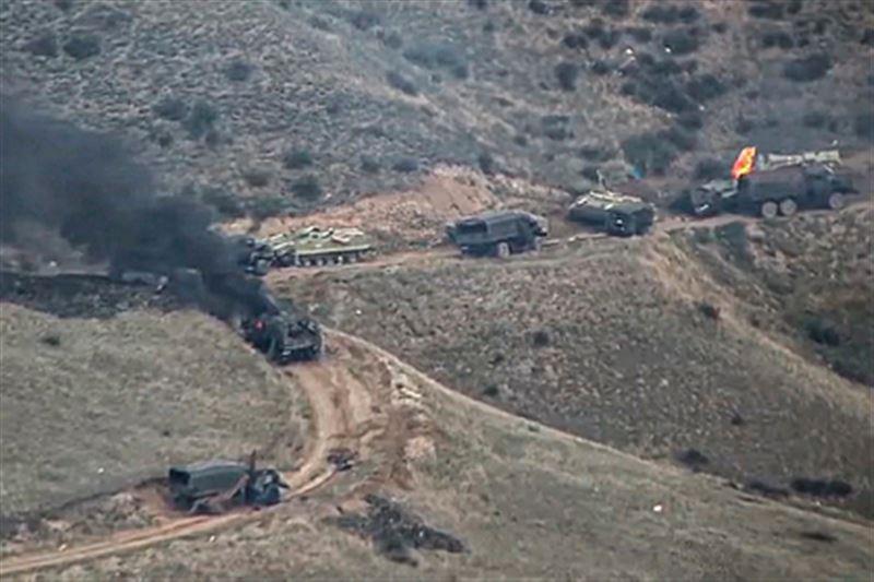 Азербайджан заявил об удержании занятых территорий Нагорного Карабаха
