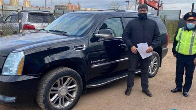 Мужчина лишился дорогой машины из-за долгов другого человека