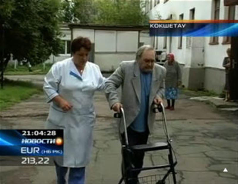 75 жителей Кокшетауского дома престарелых в ближайшее время рискуют оказаться на улице