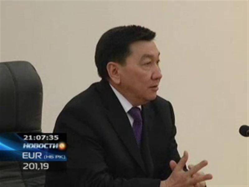 Мангистаускую область возглавит бывший шеф АО «Разведка Добыча «Казмунайгаз»