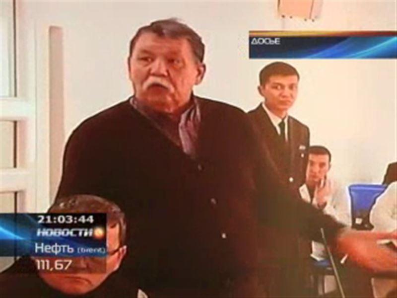 Апелляцию адвоката Челаха суд рассмотрит 5 февраля в Алматы