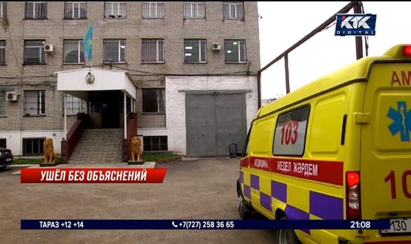 Предполагаемый педофил из Сатпаева найден мертвым в одиночке СИЗО