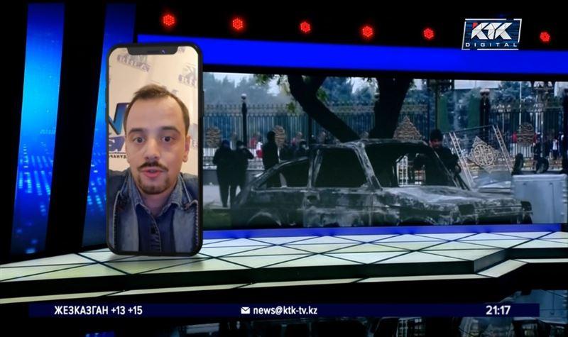 Очевидцы бишкекских событий: «В стране уникальная ситуация»