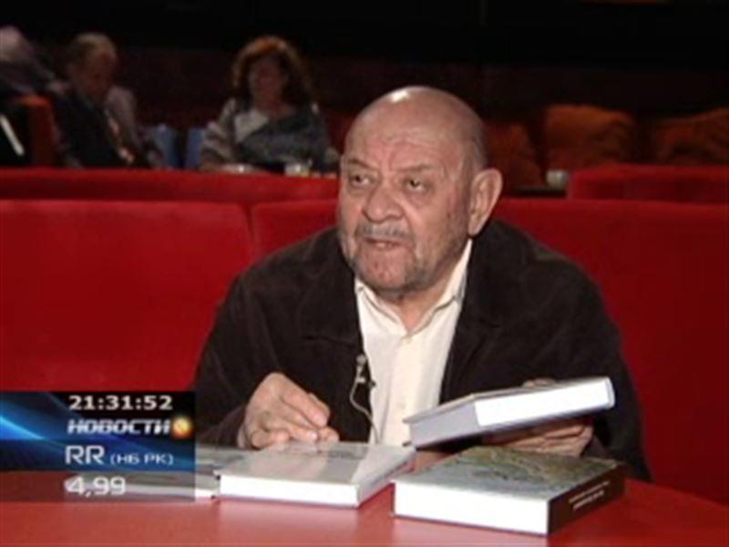 Известному писателю и критику Адольфу Арцишевскому - 75 лет