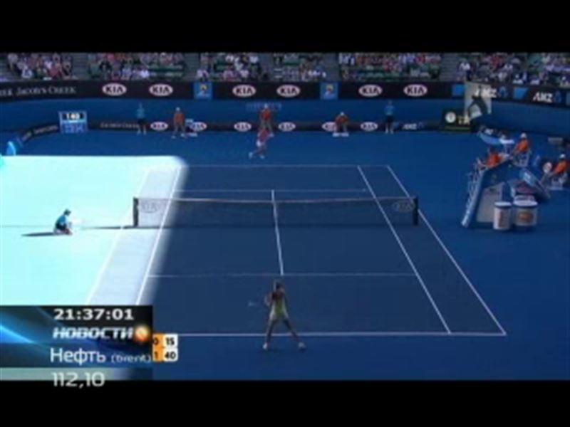 Ярослава Шведова пробилась в четвертьфинал микста Australian Open