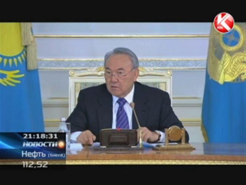 Глава государства провёл совещание с руководителями всех министерств и ведомств страны