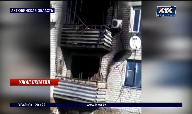 Пожар уничтожил три квартиры, один человек погиб