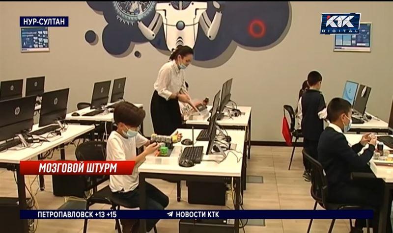 STEM-образование – основное направление Центра развития Nazarbaev Ortalygy
