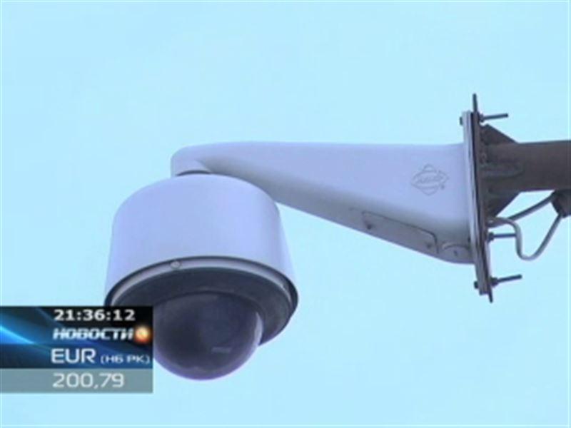В Актобе установили первую онлайн-камеру с всеобщим доступом