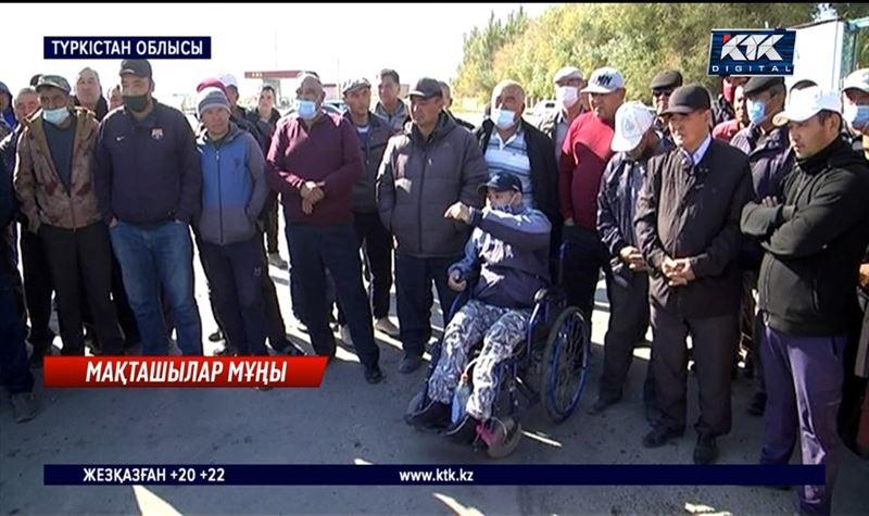 Жанайқай: Ордабасы мақташылары шығынға батты