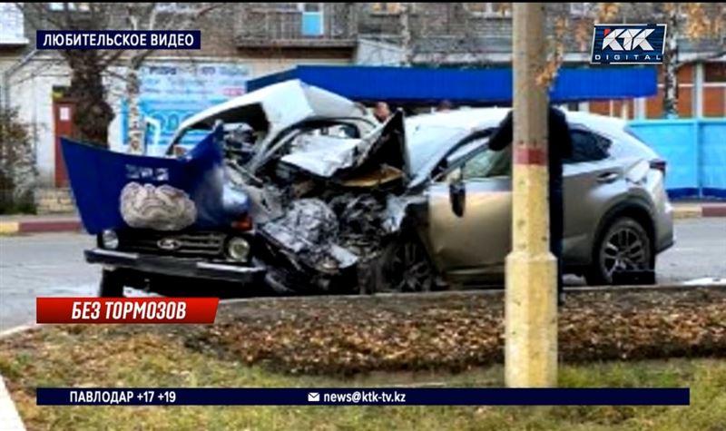 Два капитана полиции погибли в ДТП по вине лихача