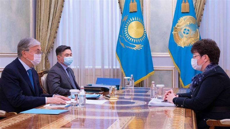 Президенту доложили об использовании средств на борьбу с пандемией