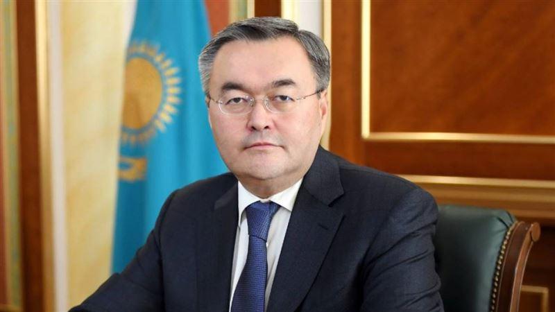 МИД Казахстана призвал Кыргызстан восстановить стабильность в стране
