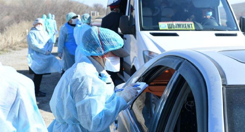 Санитарные посты появятся в Карагандинской области