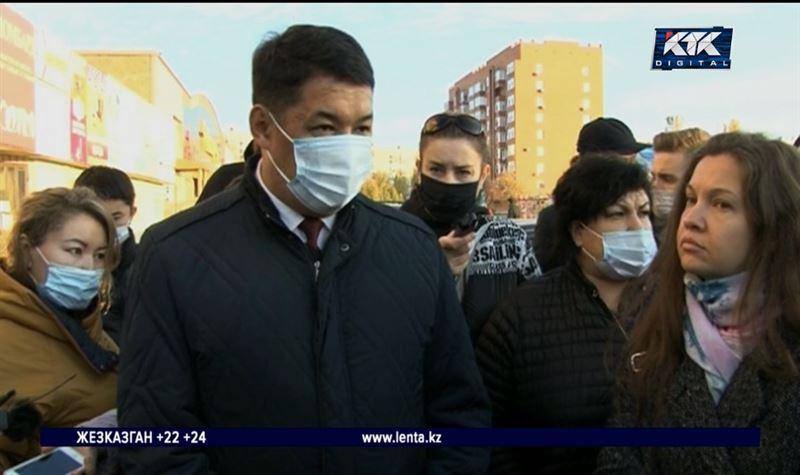 Никто из предпринимателей-погорельцев в Павлодаре не застраховал свой бизнес