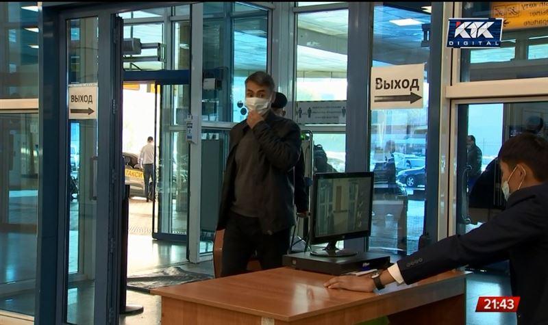 Алматинский аэропорт стал самым безопасным в СНГ во время пандемии