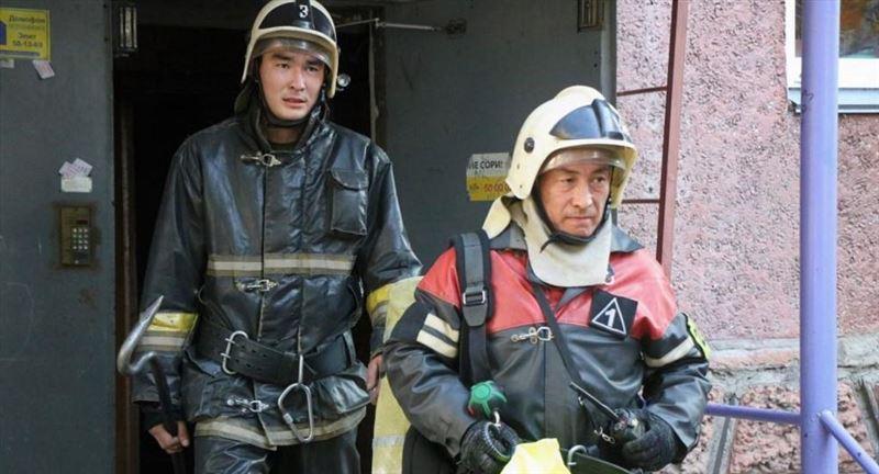 Двое погибли при пожаре в Нур-Султане