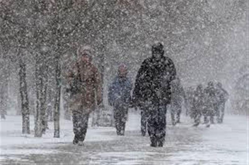 Какой будет зима в Казахстане, рассказали синоптики