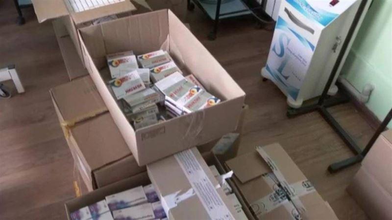 Лекарств на сумму более 230 млн тенге изъято в Казахстане