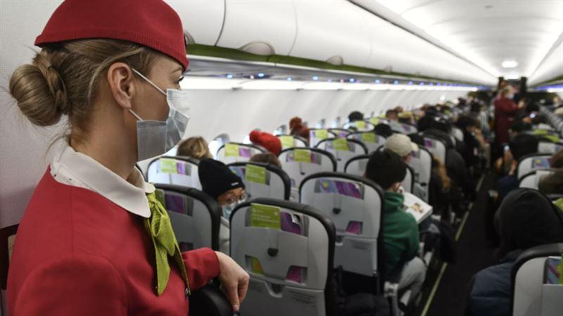 Раскрыты возможные источники коронавируса на борту самолета