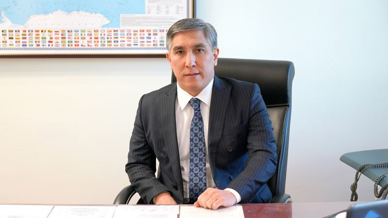 Аскар Биахметов стал замруководителя канцелярии премьер-министра