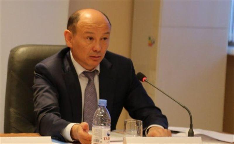 Сабит Нурлыбай стал главой Комитета по правовой статистике Генпрокуратуры