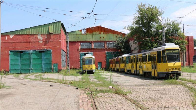 В акимате Алматы ответили, кому принадлежит территория бывшего трамвайного депо