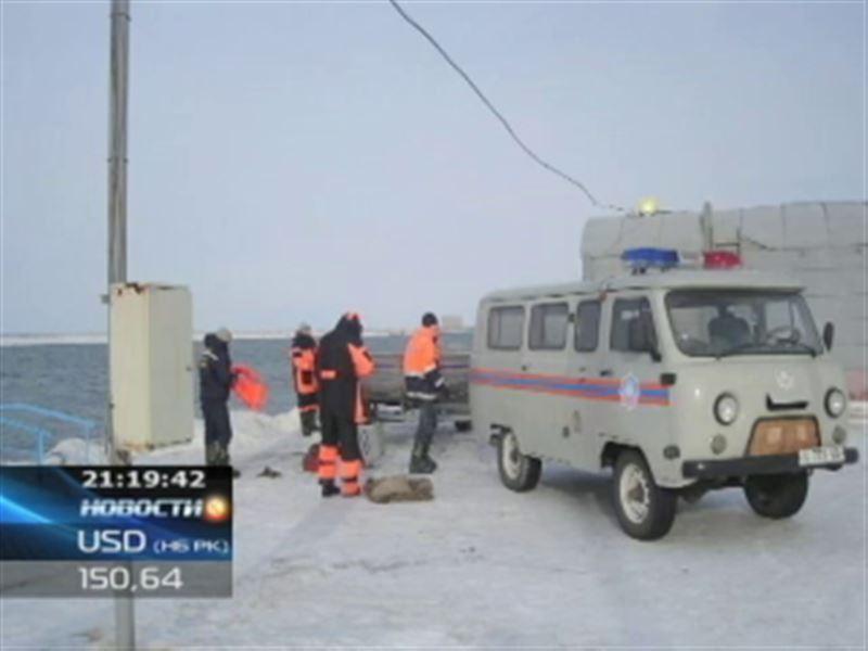 В Павлодарской области, наконец, нашли утонувшего рыбака