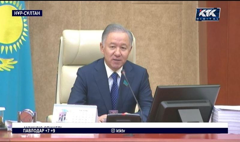 Нығматулин: Сайлау - қазақстандық партияларға жақсы мүмкіндік