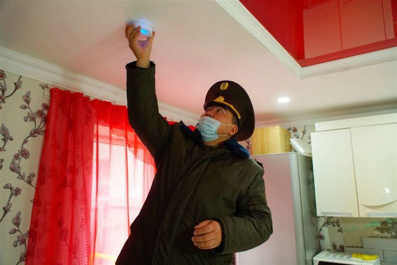 Свыше 15 тысяч частных домов проверили сотрудники ДЧС на пожарную безопасность