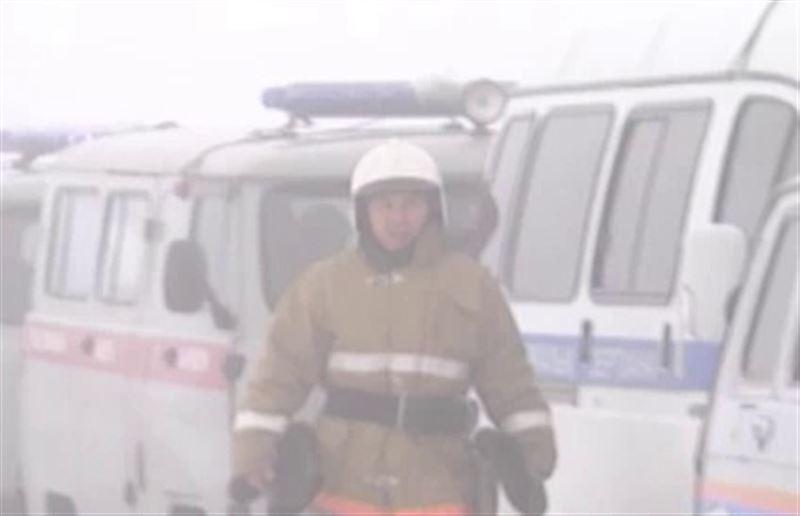 """Авиакомпания """"Scat"""" обнародовала список погибших при крушении самолета под Алматы"""