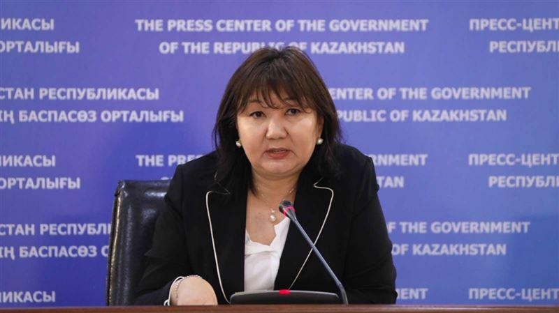 Гүлмира Исаева ауыл шаруашылығы вице-министрі қызметінен босатылды