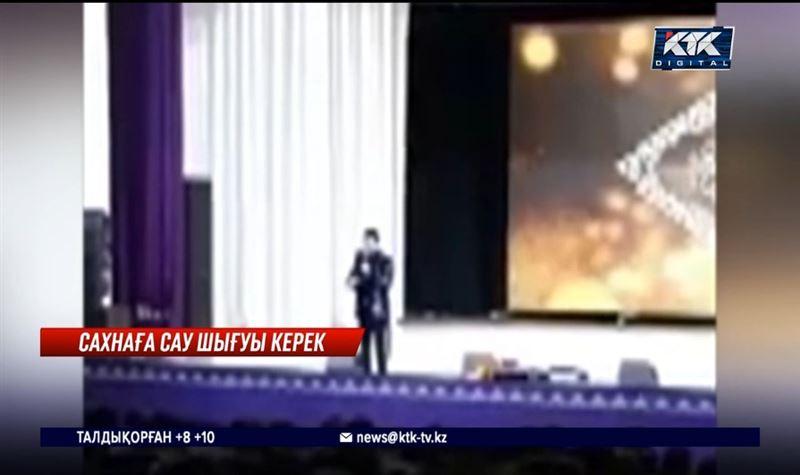 Заң: Ішіп алып концерт қойғыш әншілерге енді сахнаға жол жоқ