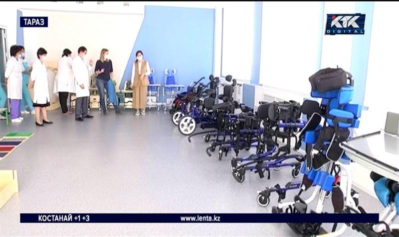 Реабилитационный центр для детей с инвалидностью появится в Таразе