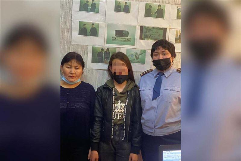 Несовершеннолетнюю, пропавшую 10 дней назад, нашла полиция Карагандинской области