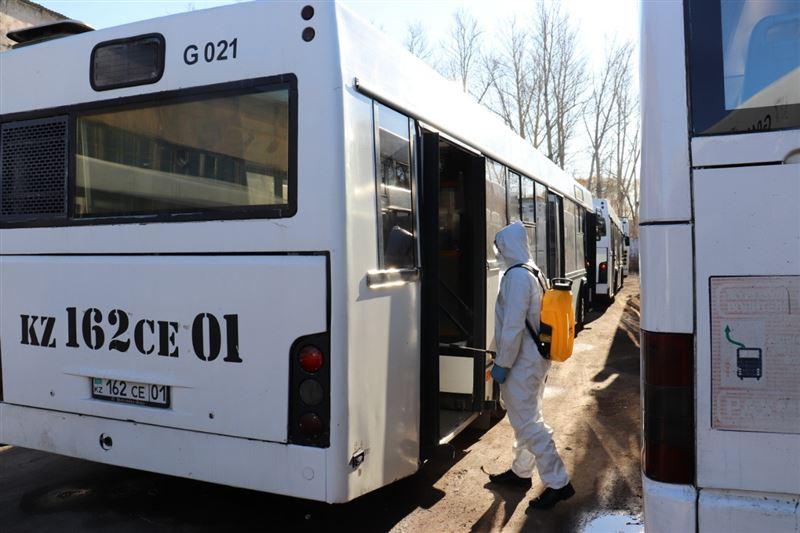 25 октября движение общественного транспорта в НУр-Султане будет приостановлено
