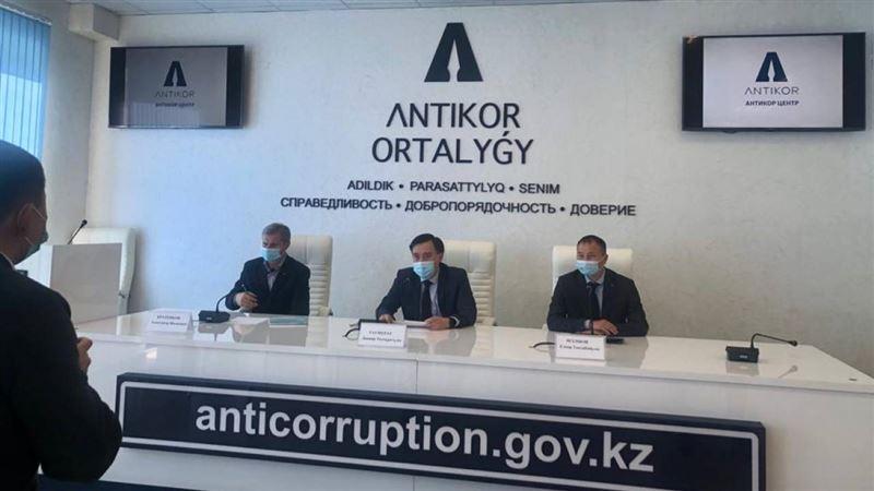 В Антикоррупционной службе доложили о штрафах за подарки госслужащим