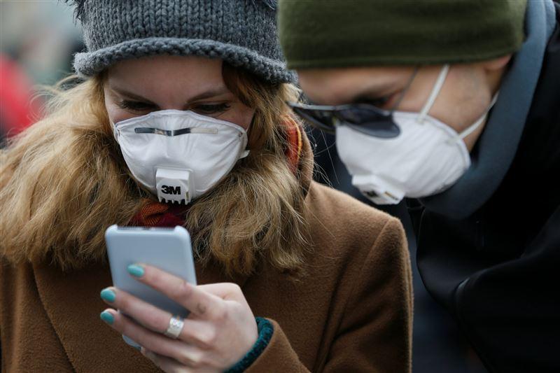 Врач оценил необходимость ношения масок при минусовой температуре
