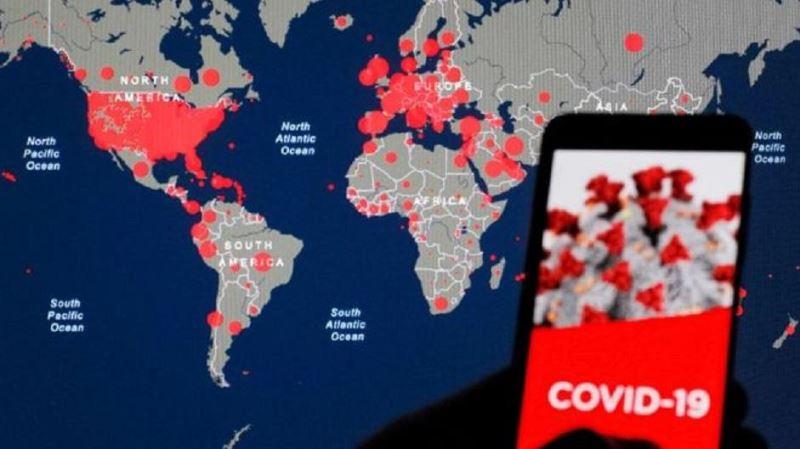 Число заражений коронавирусом в мире превысило 42 миллиона