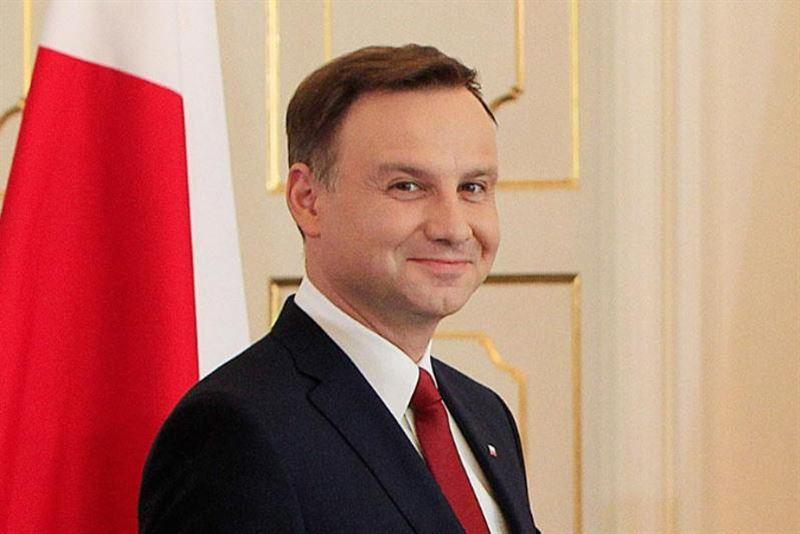 Результат теста на коронавирус президента Польши оказался положительным