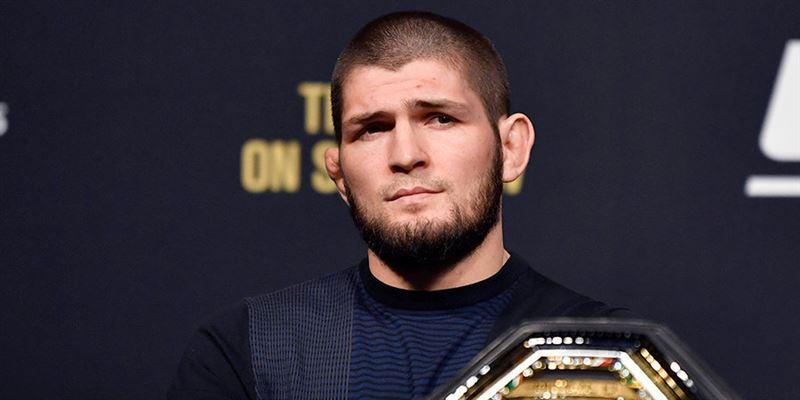 Хабиб UFC-дегі мансабын аяқтағанын мәлімдеді