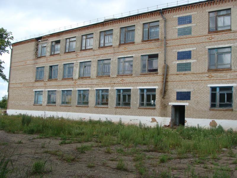 Здания школ на севере Казахстана продают за копейки