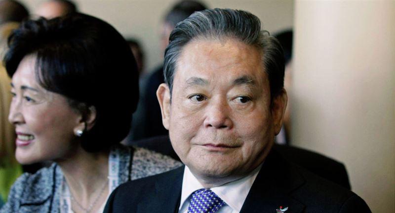 Samsung компаниясының бас директоры қайтыс болды