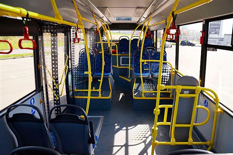 15 пьяных казахстанских водителей автобусов задержали за три дня
