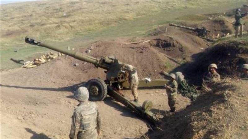 Сообщается о локальных боях на передовой линии Нагорного Карабаха