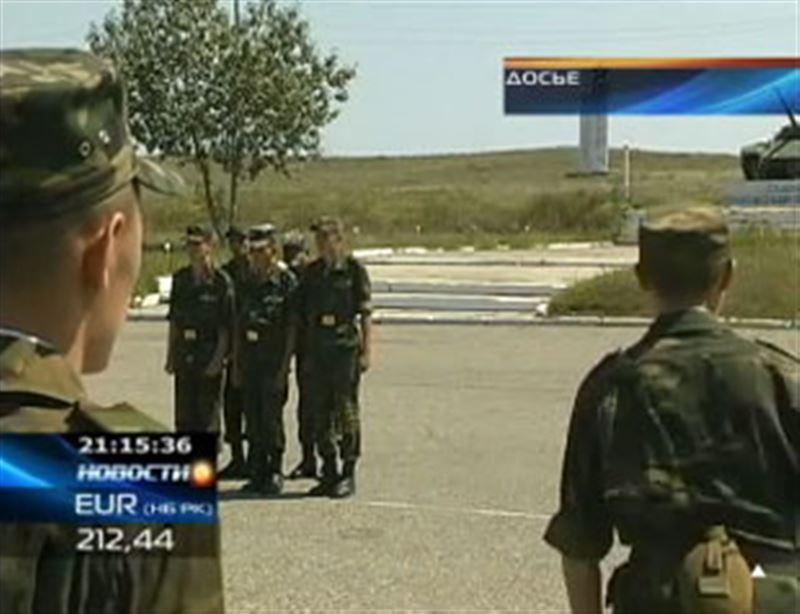 В Актау расследуют смерть военнослужащего внутренних войск